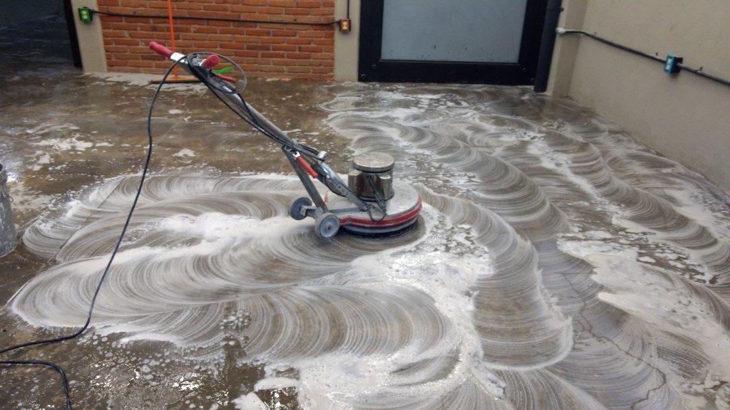 lavado de pisos cancun - Pulidos de pisos en cancun